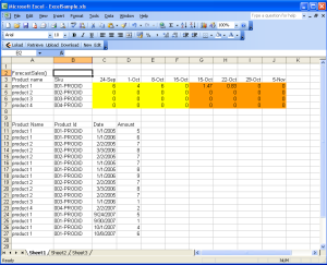 NEW Excel Sales Forecasting v1 0 released